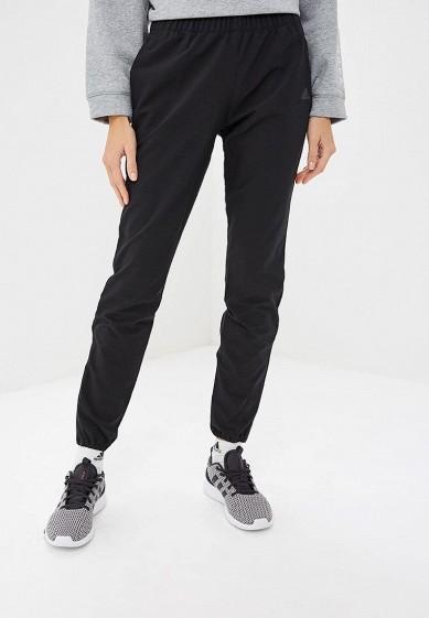 Купить Брюки спортивные adidas - цвет: черный, Вьетнам, AD002EWCDHT1