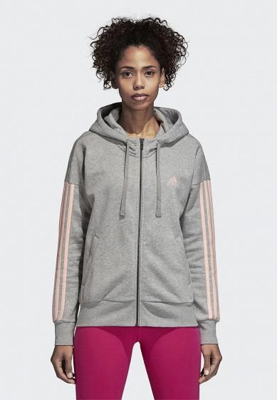 Купить Толстовка adidas - цвет: серый, Китай, AD002EWCDHW3