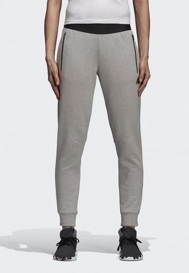 Купить Брюки спортивные adidas - цвет: серый, Камбоджа, AD002EWCDHW7