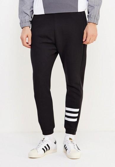Купить Брюки спортивные adidas - цвет: черный, Китай, AD003EMUNF62