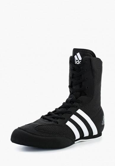 Купить Боксерки adidas Combat - цвет: черный, Китай, AD015AUTZO30