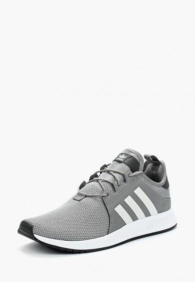 Купить Кроссовки adidas Originals - цвет: серый, Вьетнам, AD093AMALPO3