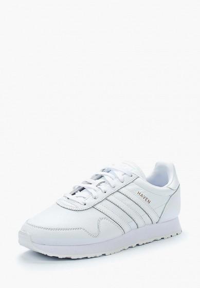 Купить Кроссовки adidas Originals - цвет: белый, Индонезия, AD093AMALPO6