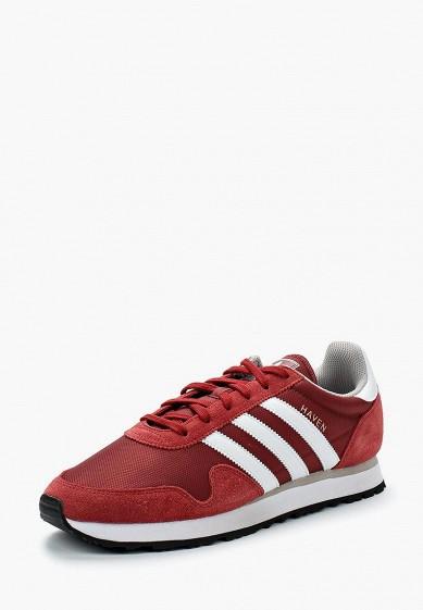 Купить Кроссовки adidas Originals - цвет: красный, Индонезия, AD093AMALPQ8