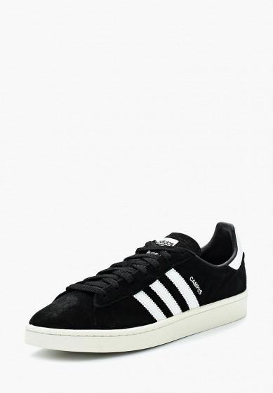 Купить Кеды adidas Originals - цвет: черный, Вьетнам, AD093AMALPR1