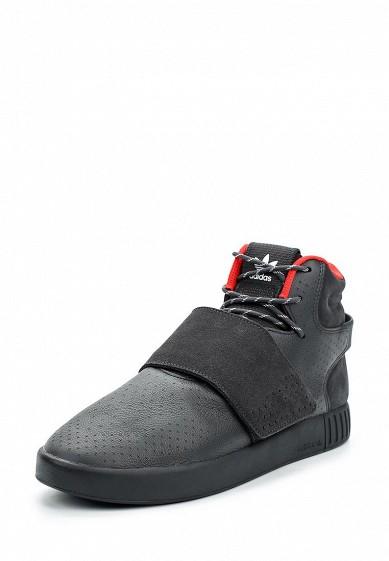 Купить Кеды adidas Originals - цвет: черный, Китай, AD093AMALPS0