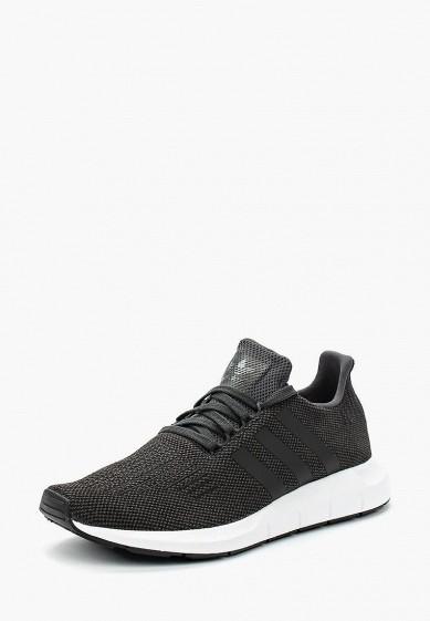 Купить Кроссовки adidas Originals - цвет: черный, Индонезия, AD093AMALPS5