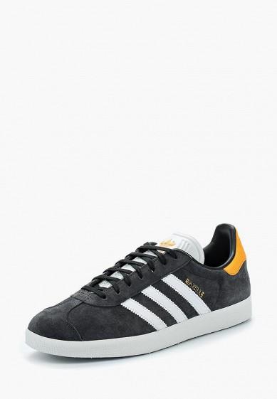 Купить Кеды adidas Originals - цвет: серый, Вьетнам, AD093AMALPT2