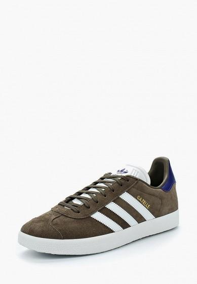 Купить Кеды adidas Originals - цвет: серый, Вьетнам, AD093AMALPT3