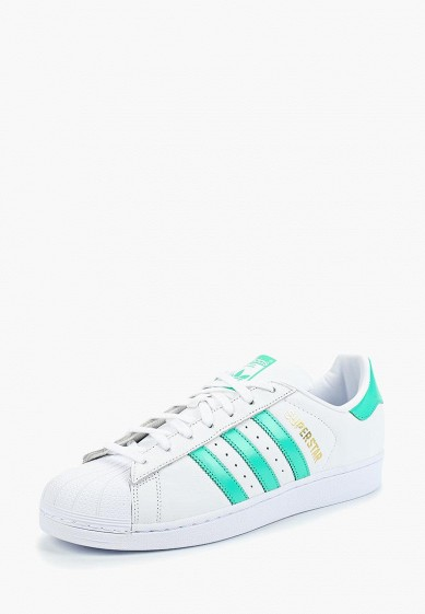 Купить Кеды adidas Originals - цвет: белый, Индонезия, AD093AMCCZT4
