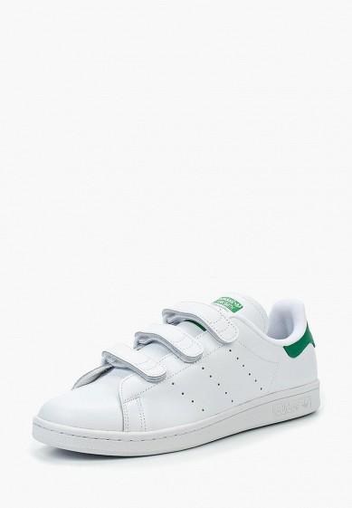 Купить Кеды adidas Originals - цвет: белый, Китай, AD093AMUNR09