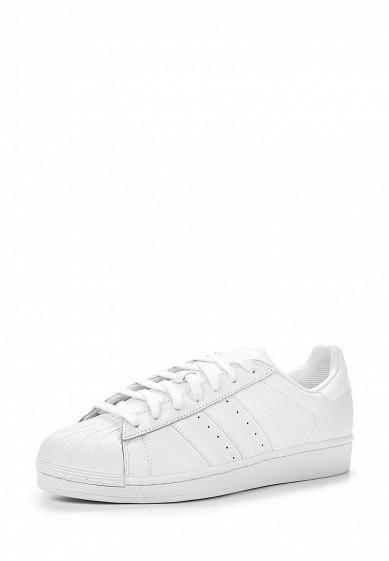 Купить Кеды adidas Originals - цвет: белый Китай AD093AUFLX75