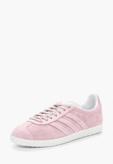 Купить Кеды adidas Originals - цвет: розовый, Вьетнам, AD093AWALPV6