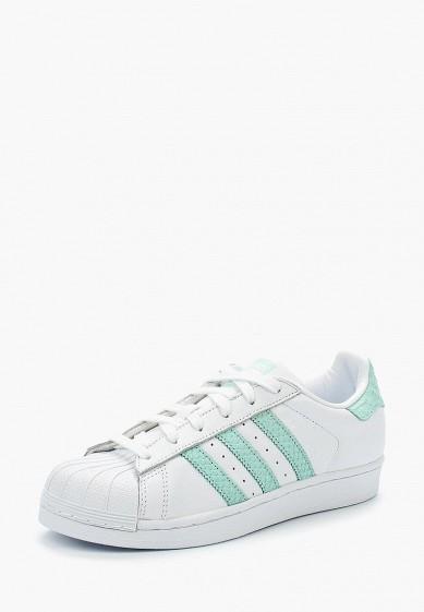 Купить Кеды adidas Originals - цвет: белый, Индонезия, AD093AWALPW8