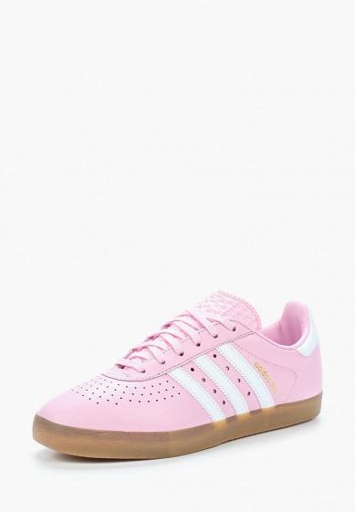 Купить Кеды adidas Originals - цвет: розовый, Мьянма, AD093AWALPX4