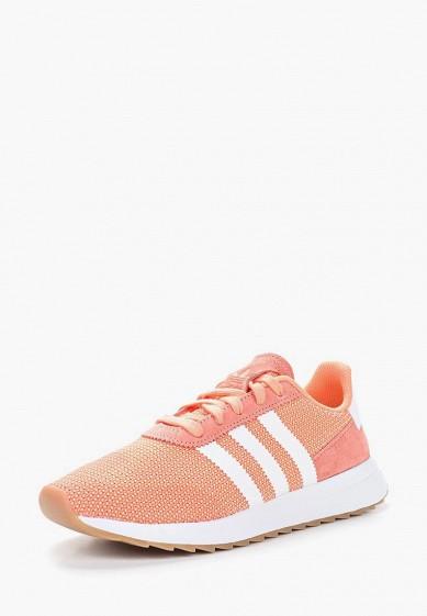Купить Кроссовки adidas Originals - цвет: коралловый, Индия, AD093AWALPX8