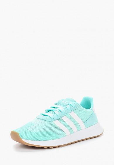 Купить Кроссовки adidas Originals - цвет: бирюзовый, Индия, AD093AWALPX9