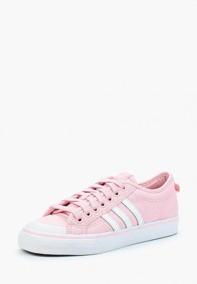 Купить Кеды adidas Originals - цвет: розовый, Вьетнам, AD093AWALPY9