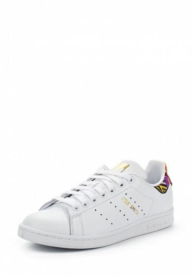 Купить Кеды adidas Originals - цвет: белый Индия AD093AWALQD3