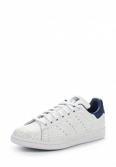 Купить Кеды adidas Originals - цвет: белый Индия AD093AWALQD6