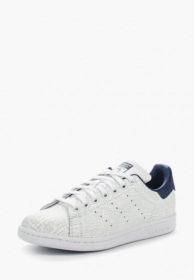 Купить Кеды adidas Originals - цвет: белый, Индия, AD093AWALQD6