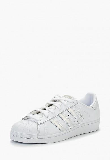 Купить Кеды adidas Originals - цвет: белый, Индонезия, AD093AWCCZY2