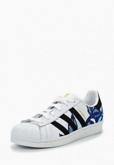Купить Кеды adidas Originals - цвет: белый, Индонезия, AD093AWCCZY4