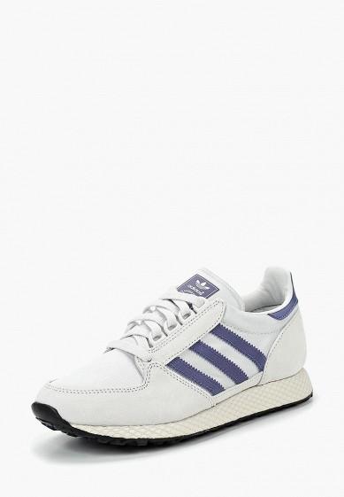 Купить Кроссовки adidas Originals - цвет: белый, Китай, AD093AWCCZZ6