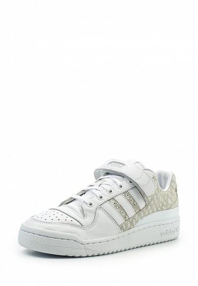 Купить Кеды adidas Originals - цвет: белый, Вьетнам, AD093AWUNU13