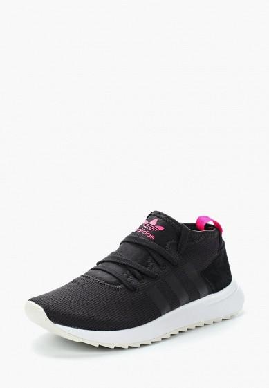 Купить Кроссовки adidas Originals - цвет: черный, Индия, AD093AWUNU18