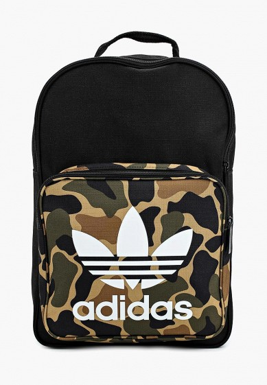 Купить Рюкзак adidas Originals - цвет: черный, Вьетнам, AD093BUALQT7