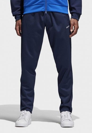 Купить Брюки спортивные adidas Originals - цвет: синий, Китай, AD093EMALOC1