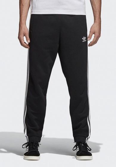 Купить Брюки спортивные adidas Originals - цвет: черный, Пакистан, AD093EMALOL8