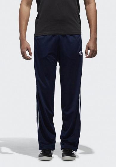 Купить Брюки спортивные adidas Originals - цвет: синий, Китай, AD093EMALOM1
