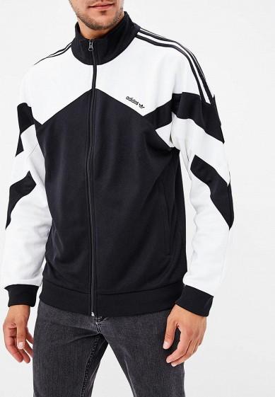 Купить Олимпийка adidas Originals - цвет: черный, Пакистан, AD093EMCCZB0