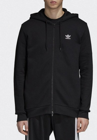 Купить Толстовка adidas Originals - цвет: черный, Пакистан, AD093EMCCZB8