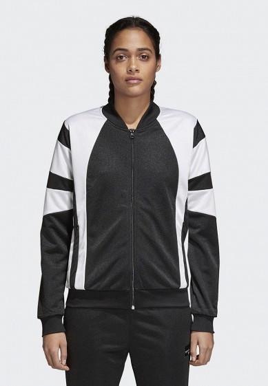 Купить Олимпийка adidas Originals - цвет: черный, Китай, AD093EWALOO4