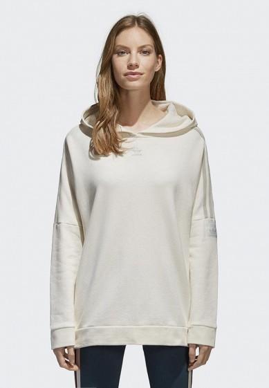 Купить Худи adidas Originals - цвет: белый, Китай, AD093EWALOY2