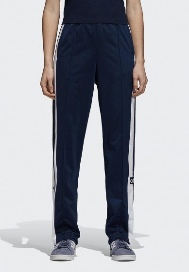 Купить Брюки спортивные adidas Originals - цвет: синий, Камбоджа, AD093EWCCZJ2