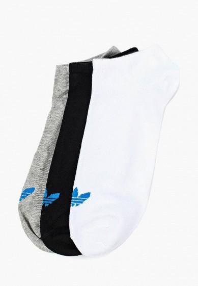 Купить Комплект adidas Originals - цвет: белый, серый, черный, Пакистан, AD093FUQIM07