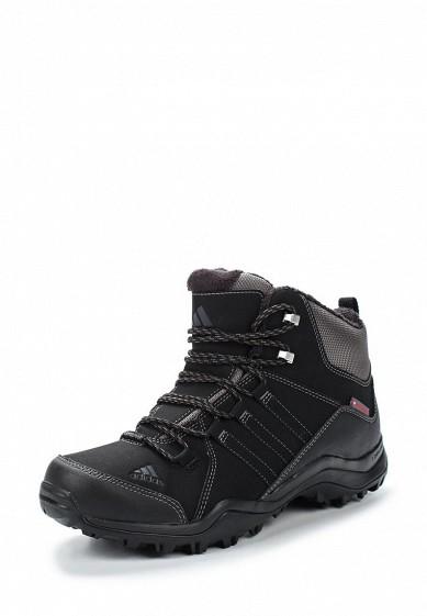 Купить Ботинки трекинговые adidas - цвет: черный, Китай, AD094AMCAY80