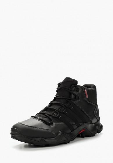 Купить Ботинки трекинговые adidas - цвет: черный, Китай, AD094AMUOS26