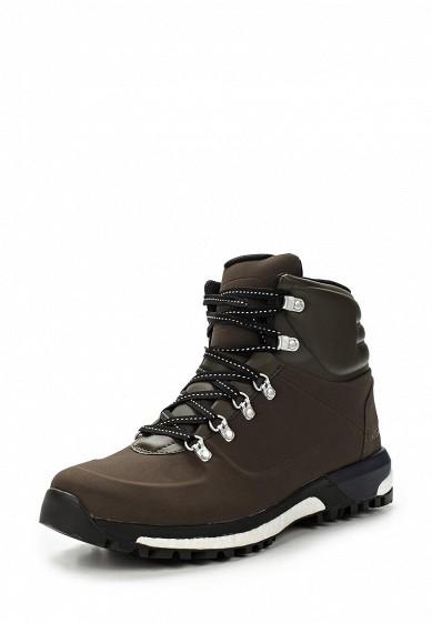 Купить Ботинки трекинговые adidas - цвет: коричневый, Китай, AD094AMUOS29