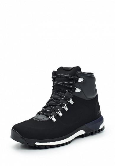 Купить Ботинки трекинговые adidas Performance - цвет: черный Китай AD094AMUOS30