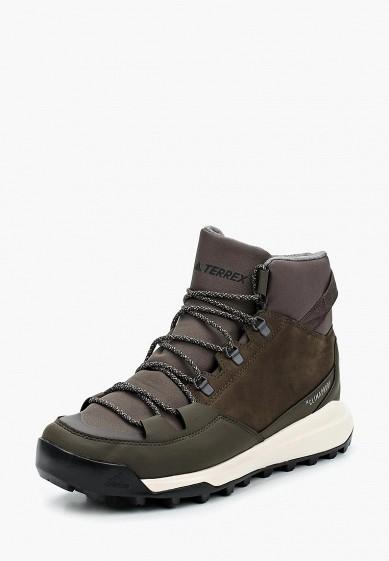 Купить Ботинки трекинговые adidas - цвет: хаки, Китай, AD094AMUOS32