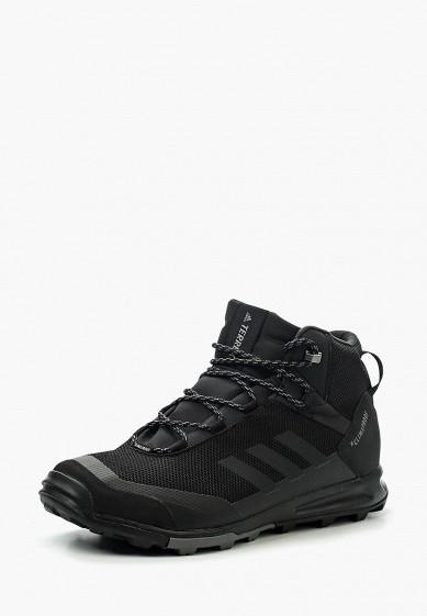 Купить Ботинки трекинговые adidas - цвет: черный, Индонезия, AD094AMUOS35