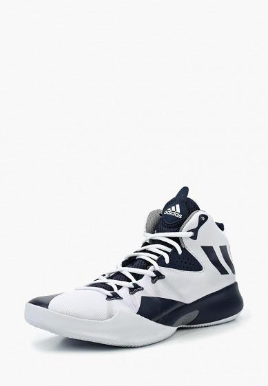 Купить Кроссовки adidas - цвет: белый, Вьетнам, AD094AMUOV03