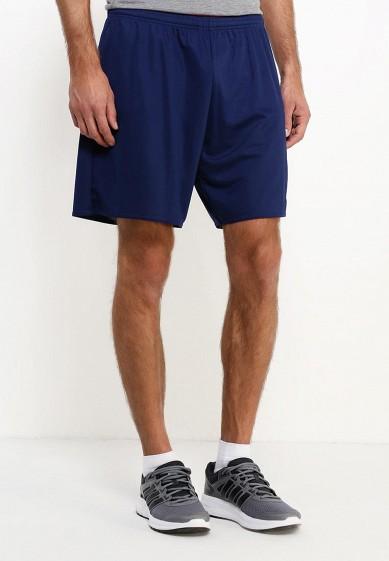 Купить Шорты спортивные adidas - цвет: синий, Камбоджа, AD094EMLWR85