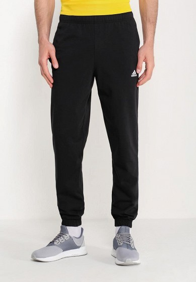 Купить Брюки спортивные adidas - цвет: черный, Камбоджа, AD094EMUOC34