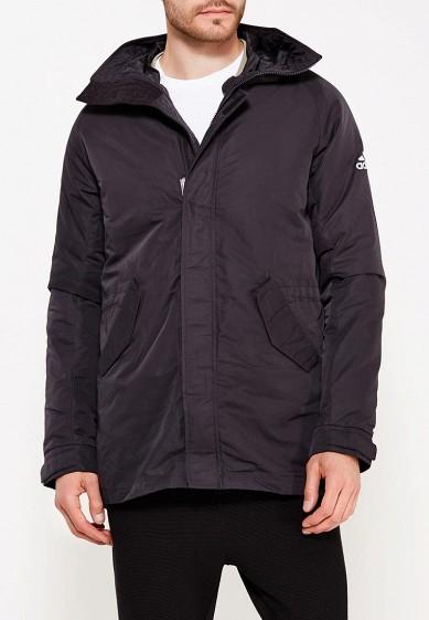 Купить Куртка утепленная adidas - цвет: черный, Китай, AD094EMUOD21